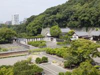 松山城二之丸史跡庭園・写真