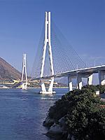 多々羅大橋・写真