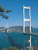 来島海峡大橋・写真