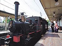 坊っちゃん列車・写真
