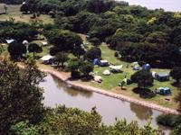 須ノ川公園キャンプ場・写真