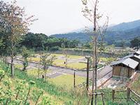 石鎚山ハイウェイオアシスキャンプ場・写真