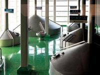 アサヒビール四国工場(見学)・写真