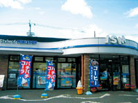 入野パーキングエリア(上り)