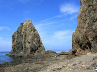 須崎海岸・写真