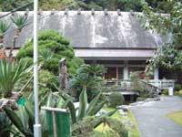 龍河洞博物館・写真