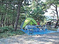 四万十町興津青少年旅行村 興津キャンプ場・写真