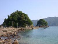 双名島・写真