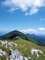 四国カルスト(高知県)・写真