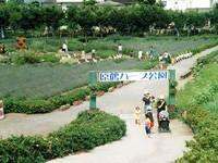 原鶴温泉ハーブ公園