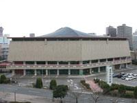 福岡市民会館・写真