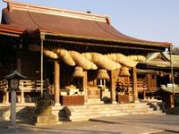 宮地嶽神社・写真