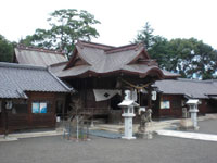 八幡古表神社・写真