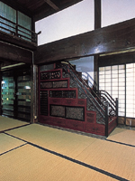 旧松喜醤油屋・写真