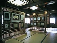 松月文人館・写真