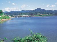 花山湖・写真