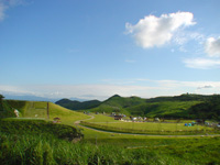 平尾台自然の郷キャンプ場・写真