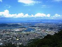 皿倉山・写真