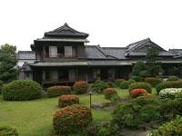 旧伊藤伝右衛門邸・写真
