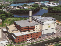 八女西部クリーンセンター・リサイクルプラザ(見学)・写真