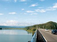 釜房湖・写真
