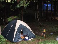 オニコウベスキー場(キャンプ場)・写真