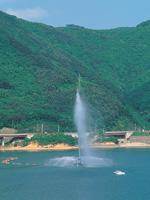 七ヶ宿湖・写真