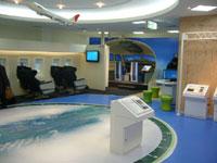 仙台空港エアポートミュージアム「とぶっちゃ」・写真