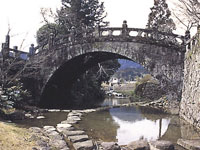 石造 眼鏡橋・写真