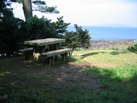 波戸岬キャンプ場・写真