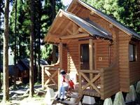 山中キャンプ場・写真