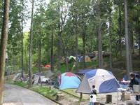 北山国民休養地野営場・写真