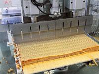 村岡屋製菓工場(見学)・写真