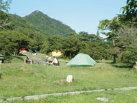 田代原キャンプ場