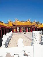 長崎孔子廟中国歴代博物館・写真
