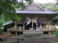 海神神社・写真