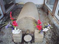 吉利支丹墓碑・写真