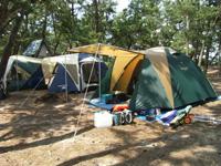 野田浜キャンプ場・写真