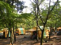 龍頭泉いこいの広場キャンプ場
