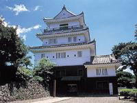 平戸城(亀岡城)・写真