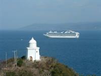 伊王島灯台・写真