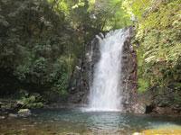 戸ノ隅の滝・写真