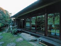 長崎市中の茶屋 清水崑展示館・写真