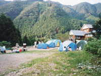 黒木民宿キャンプ場・写真