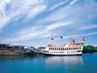 九十九島遊覧船「パールクィーン」・写真