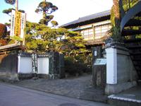 釜田醸造所(みそ・しょうゆ蔵)