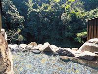 菊池渓谷温泉・写真