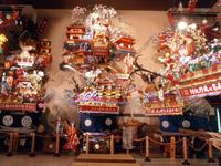 日田祇園山鉾会館・写真