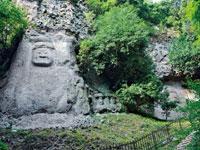 熊野磨崖仏・写真