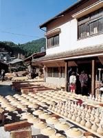 小鹿田焼の里・写真